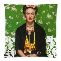 Frida Kahlo Artistic Pillow Covers