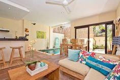 Lihat berbagai tempat luar biasa ini di Airbnb: Hidden Villa Private Pool 66Beach  - Vila for Rent