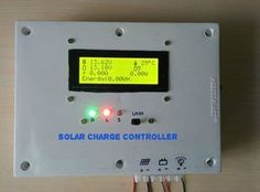 ARDUINO SOLAR CHARGE CONTROLLER ( Version 2.0) #arduino ~~~ For more cool Arduino stuff check out http://arduinoprojecthacks.com