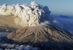 Mount St. Helens ~ Washington ~ May 18, 1980