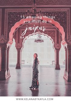 Top things to do in Jaipur | Jaipur | What to do in Jaipur | India