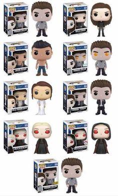 I need Twilight Pops! Twilight Dolls, Twilight Saga, Twilight Movie, Funko Pop Figures, Pop Vinyl Figures, Funko Pop Display, Funk Pop, Disney Pop, Twilight Pictures