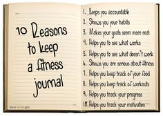 30 DAY FITNESS JOURNAL CHALLENGE We've all heard of keeping a food journal to help hold us accountable with our diets. But many forget that in order to lose wei Fitness Humor, Fitness Motivation, Fitness Quotes, Health Fitness, Fitness Goals, Fitness Diet, Fitness Blogs, Fitness Facts, Easy Fitness