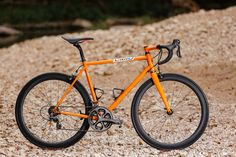 Will Black's Cielo Road Racer with Dura Ace | The Radavist