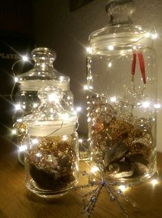 Weihnachtsgläser 24 ways to decorate your entire home with lights