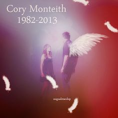 The sad part is that Cory died missing two weeks to marry Lea