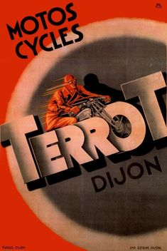 Affiches TERROT No 42