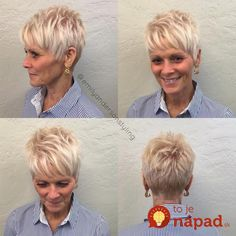 "Over Blonde Pixie ""For Mom: style not color. Over Blonde Pixie"", Best Modern Haircuts & Hairstyles for Women Over ""Short Auburn Bob with Lay Short Choppy Hair, Short Grey Hair, Short Pixie Haircuts, Haircut Short, Haircut Styles, Hair Cuts For Over 50, Short Hair Cuts For Women, Short Hair Styles, Black Hair Over 50"