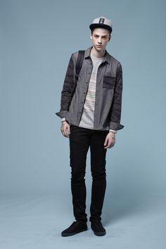 Ash Stymest ELOQ Korea Fall / Winter 2014 ❤