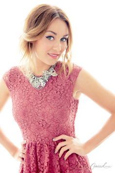 LOVE Lauren Conrad.