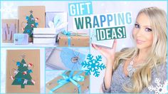 Creative DIY Gift Wrapping Ideas!#Amazing #WOW #DIY #Ideas #Creative #HomeImprovement #Home #HomeDecor
