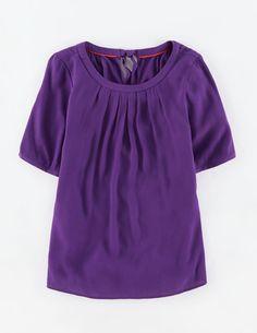 Rosalyn Top WA631 3/4 Sleeved Tops at Boden