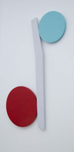 Original Minimalist Abstract Wood Wall Sculpture by ModernArtbyKJ