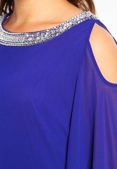 Robes de soirée My Mascara Curves Robe de cocktail - moonblue bleu: 190,00 €…