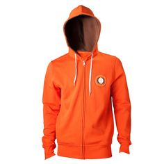 Sweat orange Kenny de South park