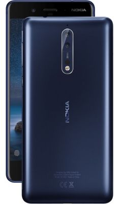 HMD Global Intros Nokia 8 Flagship Smartphone