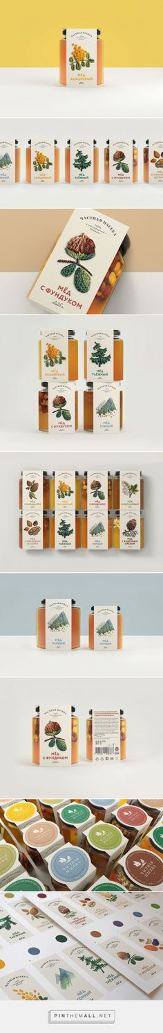 #packaging #package #design #honey
