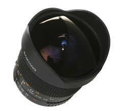 Samyang 8 mm f/3.5 Aspherical IF MC Fish-eye is the highest quality wide angle lens. The lens is produced for cameras with the APS-C sensor.