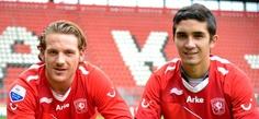 Kersverse FC Twente aankopen Robbert Schilder en Felipe Gutiérrez