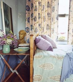 Beautifully Eclectic: 11 Bedrooms That Are the Opposite of Boring   Apartment Therapy