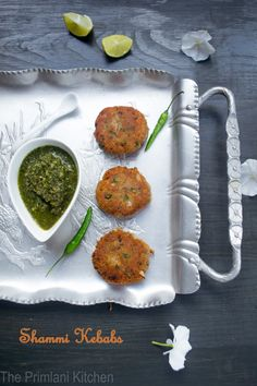 Shammi Kebabs, Little Bites of Heaven. #spicychat