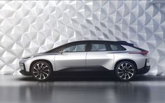 shown at the CES 2017, the faraday future 'FF 91' defines a new era of electric mobility that fuses exceptionally high performance with precise handling, ultra-luxury, and futuristic intelligence features.