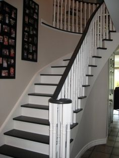 16 Best Black And White Stair Ideas Images In 2013