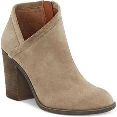 Lucky Brand Women's Salza Block-Heel Booties