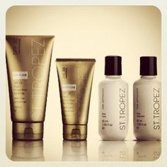Tanning care #tan #golden #glow #beauty #skin #StTropez #tanning #bronze #sunscreen #SPF
