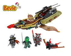 23.25$  Buy now - http://aliw9j.shopchina.info/1/go.php?t=32793428577 - Bevle 2017 New Bela 10581 Ninja 378Pcs Ninja The Fate of Tobikage No Building Blocks Bricks Toys Compatible With Lepin 70623  #magazineonline