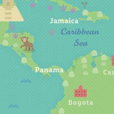 Landmark Quiz | Mapbox