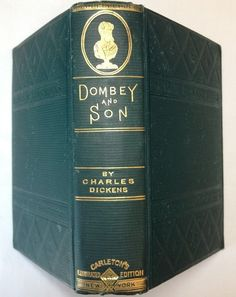 dombey and son character analysis