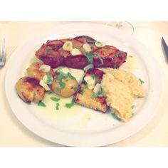 Fomos comer à Matilde Noca em #leiria #rosbife delicioso  #food #beef #grill