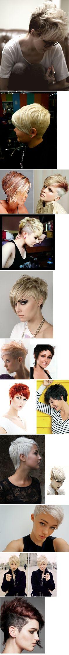 Μια γκάλερι με 15 πανέμορφες προτάσεις για μαλλιά σε κοντές γραμμές! Όσες είστε fans του είδους, μην τα χάσετε!