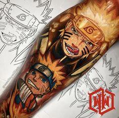 Finalmente: tatuagem geek feita por artistas geeks! - Blog Tattoo2me Blackwork, Estilo Geek, Geeks, Geek Stuff, Portrait, Tattoos, Blog, First Tattoo, Comic Book Characters