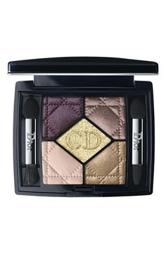 Dior 'Golden Shock - 5 Couleurs' Eyeshadow Palette available at #Nordstrom