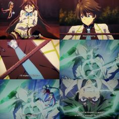 Musaigen no Phantom World | Myriad Colors Phantom World | Haruhiko Ichijou, Reina Izumi, Ruru | Anime | Kyoto Animation | Sailormeowmeow