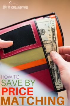 There are many different ways that you can save money when shopping for the things you need and want.Check out how to save by price matching.