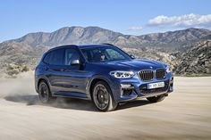 All-new 360-hP 2018 BMW X3 M40i M Performance