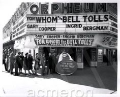 Orpheum Theater Phoenix. Check out the West Tour at macabrecitytours.com to see this site and hear about its haunted history!