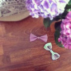 DIY bow ties #diy   Tutorial coming soon to http://tinkerfinca.blogspot.com