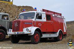 1959 Henschel Feuerwehr