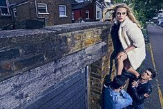 Pepe Jeans London Fall Winter 2014 Campaign | Popbee - a fashion, beauty blog in Hong Kong.