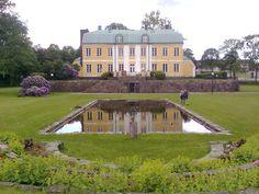 Wapnö Castle is a castle in Sweden.