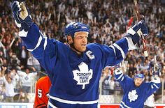 The Maple Leafs acquired Mats Sundin in a trade on June From that day forward he stole the show in Hockey Players, Tennis Players, Good Old Times, Evolution T Shirt, National Hockey League, Toronto Maple Leafs, Montreal Canadiens, Ice Hockey, Looking Back