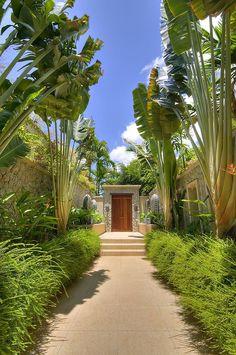 Welcome door, Blend Designs Villa In Kamala, Phuket
