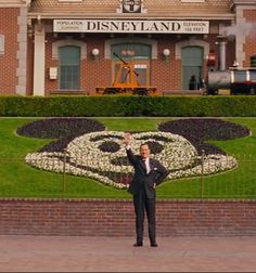 Recreating 1961 Disneyland for 'Saving Mr. Banks'I loved Disneyland as a child, Disney World as a parent and grandparent.  Thank you Mr. Walt Disney-can't wait to see this movie-Saving Mr. Banks.