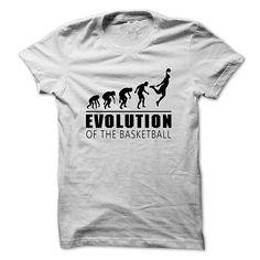 Awesome Tee Evolution - Basketball 2 T shirts