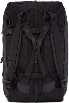 Porter Black Boot Pack 3Way Duffle Bag