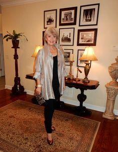 Fifty, not Frumpy: The Fabulous Adea Basics
